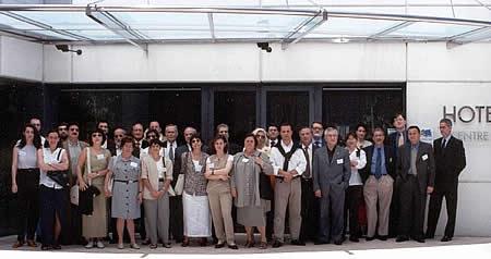 II Encuentro en Barcelona 1998